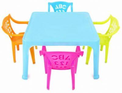 שולחן יצירה לילדים