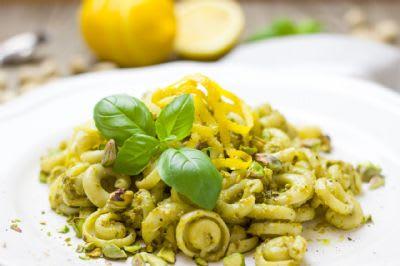 דוכן פסטה איטלקית