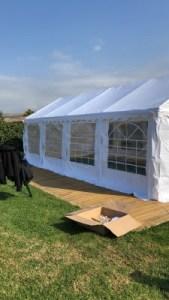 אוהל להשכרה