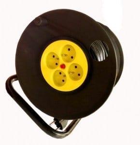 גלגלת חשמל 25 מטר להשכרה