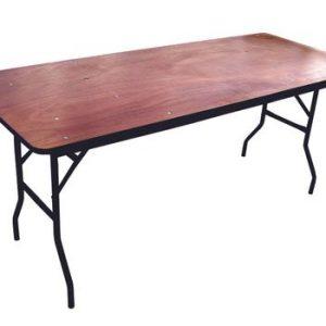 שולחן מלבן להשכרה