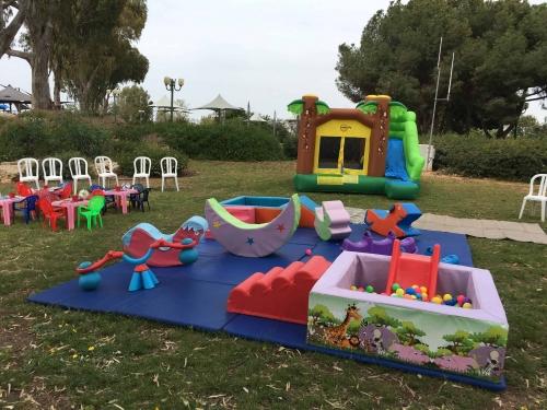 גימבורי בפארק בתל אביב