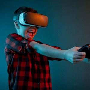 מציאות מדומה VR