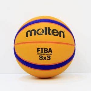 כדור כדורסל מולטן צהוב