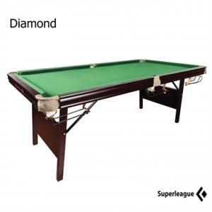 שולחן ביליארד Superleague Diamond 8 Feet
