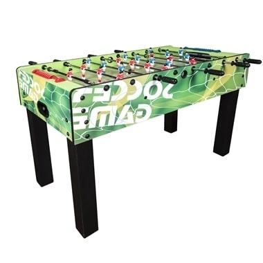 שולחן כדורגל GREEN SOCCER TELESCOPIC