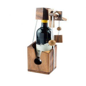 אל תשבור את הבקבוק יין - משחקי חשיבה מעץ
