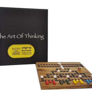 בריקדה - משחקי חשיבה ואסטרטגיה