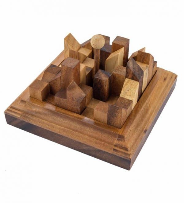 דאון טאון - משחקי חשיבה מעץ 1