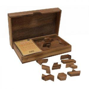 טנגרם מגן דוד משחקי חשיבה מעץ