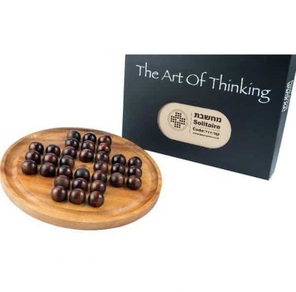 מחשבת עגולה - משחקי חשיבה ואסטרטגיה