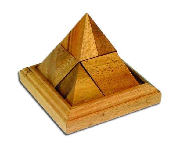 פרמידה 9 חלקים - משחקי חשיבה מעץ 1