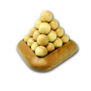 פרמידת כדורים - משחקי חשיבה מעץ