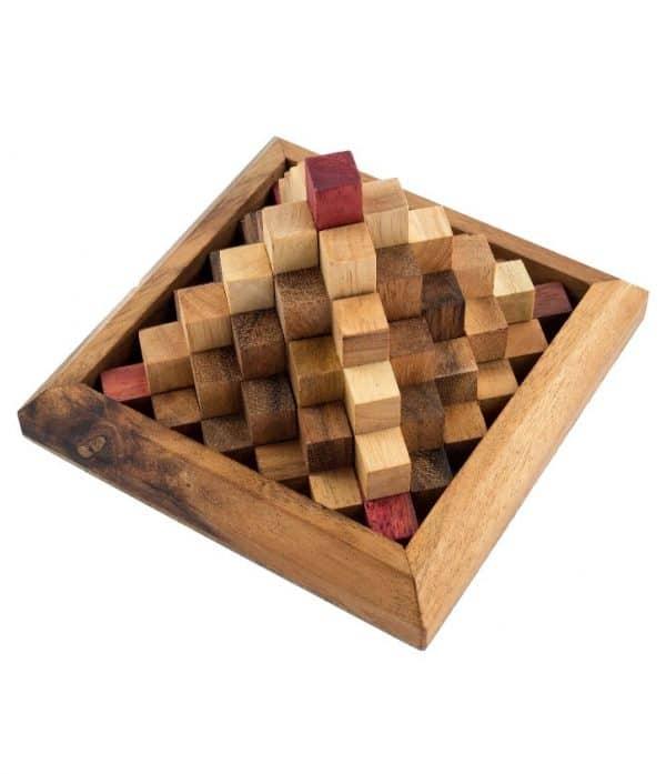 פרמידת מדרגות - משחקי חשיבה מעץ 1