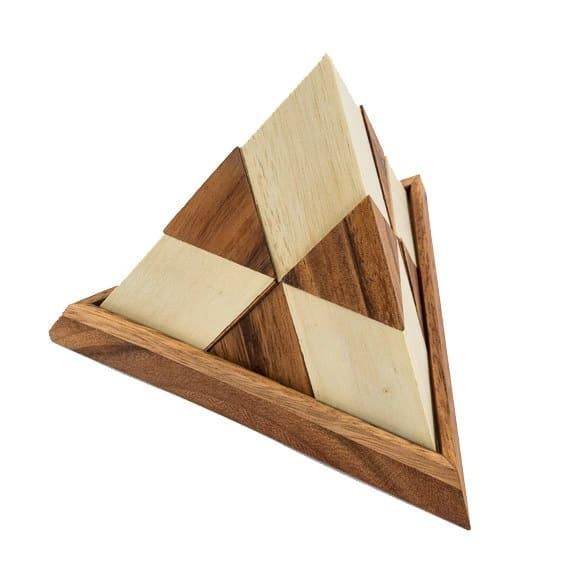 פרמידת מיצו - משחקי חשיבה מעץ