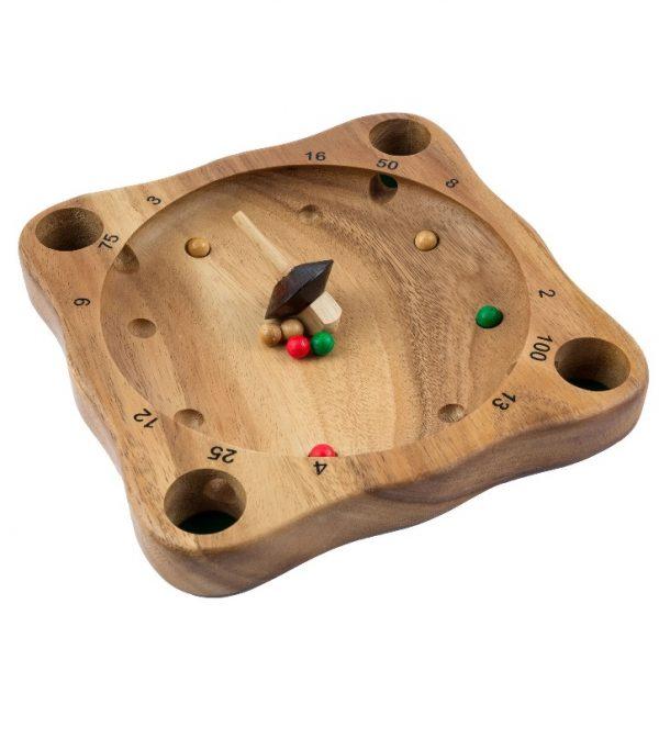 רולטה טירוליאנית - משחקי חשיבה ואסטרטגיה 1