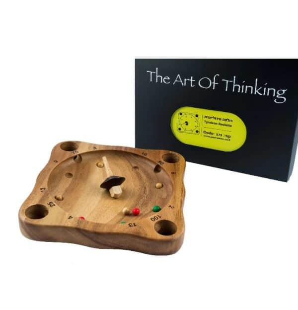 רולטה טירוליאנית - משחקי חשיבה ואסטרטגיה