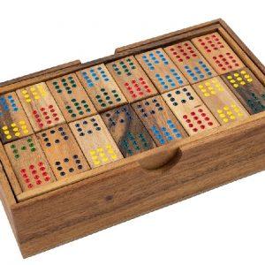 דומינו 12 - משחקי חשיבה ואסטרטגיה