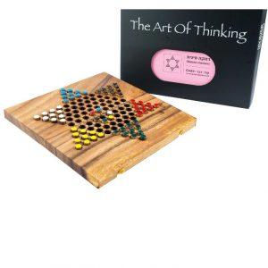 דמקה סינית גדולה - משחקי חשיבה ואסטרטגיה