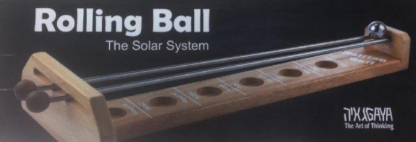 כדור מתגלגל ROLLING BALL - משחקי חשיבה ואסטרטגיה 1