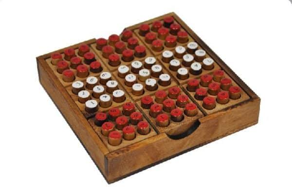 סודוקו - משחקי חשיבה ואסטרטגיה