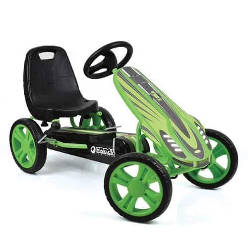 רכב קרטינג Go Kart גדול עם פדלים