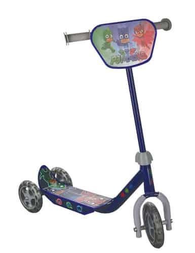 הקורקינט הראשון שלי 3 גלגלים בעיצוב כח פיג'י