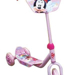 הקורקינט הראשון שלי 3 גלגלים בעיצוב מיני מאוס