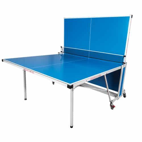 שולחן טניס חוץ Outdoor 1000 חצי מקופל