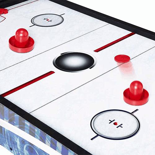 שולחן משולב 4 משחקים ב-1 הוקי