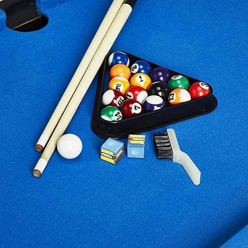 שולחן משולב 4 משחקים ב-1 סנוקר