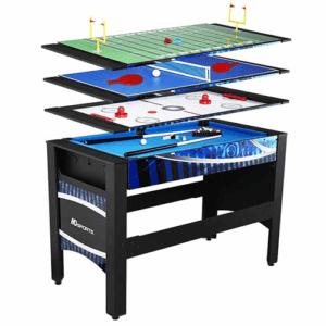 שולחן משולב 4 משחקים ב-1